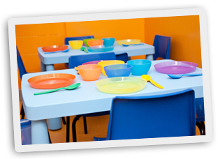 Servicios - El Jardín de las Delicias - Escuela Infantil